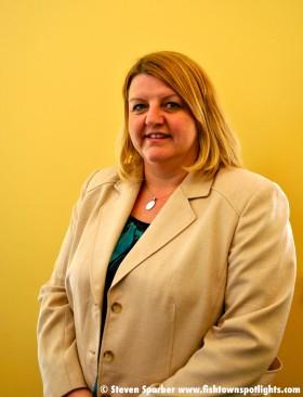 Ivana Dussel, PFCU Fishtown Branch Manager