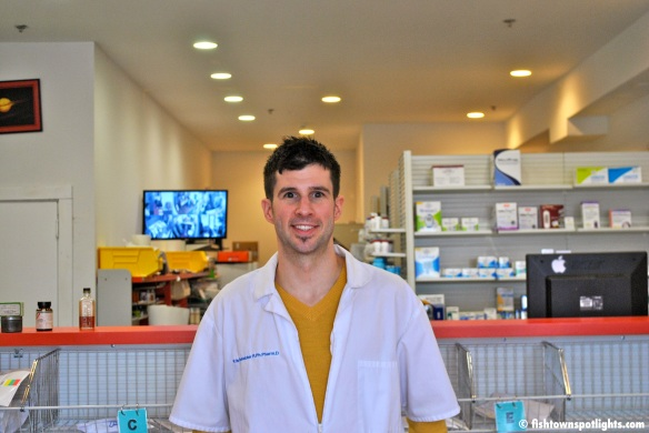 Fishtown Pharmacy Owner Kris Hunsicker