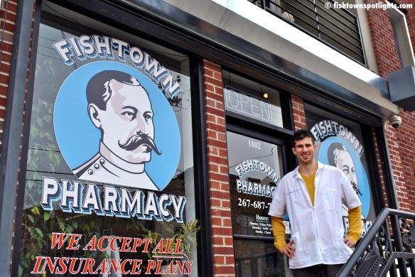 Fishtown Pharmacy Storefront